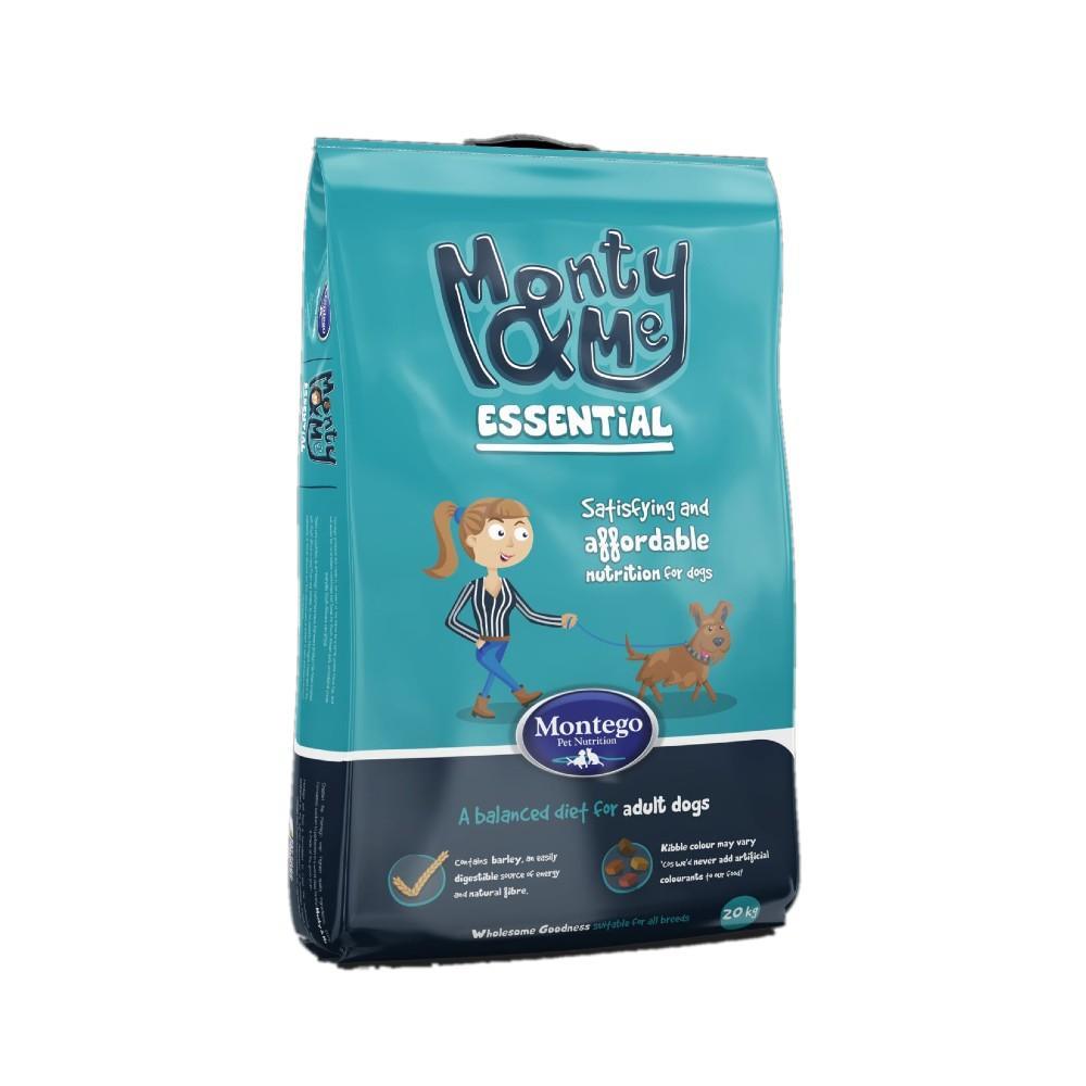 pet-essentials-monty-&-me-dog-food
